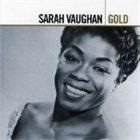 SARAH VAUGHAN Gold album cover