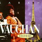 SARAH VAUGHAN In the City of Lights album cover