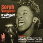 SARAH VAUGHAN It's Magic! 1944-1950 album cover