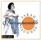 SARAH VAUGHAN Just Jazz: Incomparable album cover