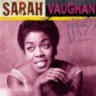 SARAH VAUGHAN Ken Burns Jazz: Definitive Sarah Vaughan album cover
