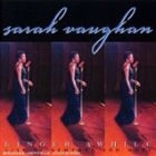 SARAH VAUGHAN Linger Awhile: Live at Newport and More album cover