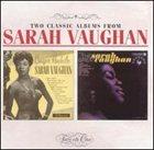 SARAH VAUGHAN Linger Awhile / The Great Sarah Vaughan album cover