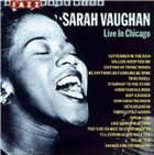 SARAH VAUGHAN Live in Chicago album cover
