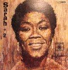 SARAH VAUGHAN Sarah + 2 album cover