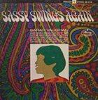SARAH VAUGHAN Sassy Swings Again album cover