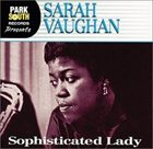 SARAH VAUGHAN Sophisticated Lady album cover