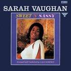 SARAH VAUGHAN Sweet 'n' Sassy album cover