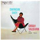 SARAH VAUGHAN Swingin' Easy album cover