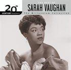 SARAH VAUGHAN The Best of Sarah Vaughan album cover