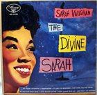 SARAH VAUGHAN The Divine Sarah album cover