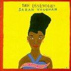 SARAH VAUGHAN The Essential Sarah Vaughan album cover