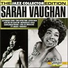 SARAH VAUGHAN The Jazz Collector Edition album cover