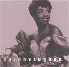 SARAH VAUGHAN This Is Jazz, Volume 20 album cover