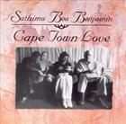 SATHIMA BEA BENJAMIN Cape Town Love album cover
