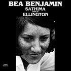 SATHIMA BEA BENJAMIN Sathima Sings Ellington album cover