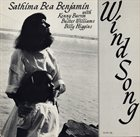 SATHIMA BEA BENJAMIN WindSong (With Kenny Barron, Buster Williams, Billy Higgins) album cover
