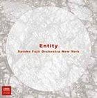 SATOKO FUJII Satoko Fujii Orchestra New York : Entity album cover
