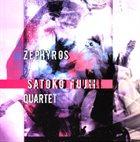 SATOKO FUJII Zephyros album cover