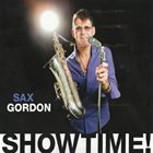 SAX GORDON Showtime! album cover