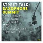 SAXOPHONE SUMMIT Street Talk album cover