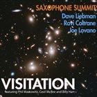 SAXOPHONE SUMMIT Visitation album cover