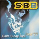 SBB Budai Ifjusagi Park Live album cover