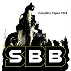 SBB Complete Tapes 1974 album cover