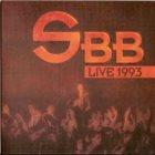 SBB Live 1993 album cover