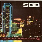 SBB Live In America '94 album cover