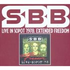 SBB Live In Sopot 1978. Extended Freedom album cover