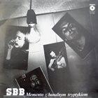 SBB Memento Z Banalnym Tryptykiem album cover