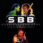 SBB Trio Live Tournee 2001 album cover