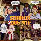 SCIENTIST Dub 911 album cover