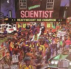 SCIENTIST Heavyweight Dub Champion album cover