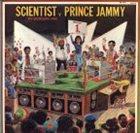 SCIENTIST Scientist vs. Prince Jammy : Big Showdown album cover
