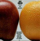 SCOTT HAMILTON Apples and Oranges album cover