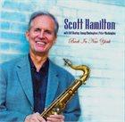 SCOTT HAMILTON Back in New York album cover