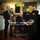 SCOTT HAMILTON Ballads for Audiophiles album cover