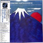 SCOTT HAMILTON Concord Super Band II album cover