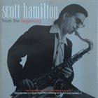 SCOTT HAMILTON From the Beginning album cover