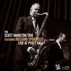 SCOTT HAMILTON Live At Pyatt Hall album cover