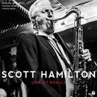 SCOTT HAMILTON Live At Smalls album cover