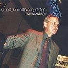 SCOTT HAMILTON Live In London album cover