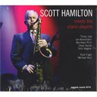 SCOTT HAMILTON Meets The Piano Players album cover