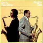 SCOTT HAMILTON Scott Hamilton, Buddy Tate : Back To Back album cover