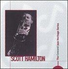 SCOTT HAMILTON The Concord Jazz Heritage Series album cover