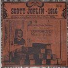 SCOTT JOPLIN 1916 album cover