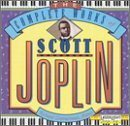 SCOTT JOPLIN Complete Works (feat. piano: Richard Zimmerman) album cover