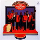 SCOTT JOPLIN New England Conservatory Ragtime Ensemble, The Conducted By Gunther Schuller ‎– The Red Back Book (aka Scott Joplin: Ragtime Classics) album cover
